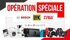Opération spéciale Bosch-Luk-TRW