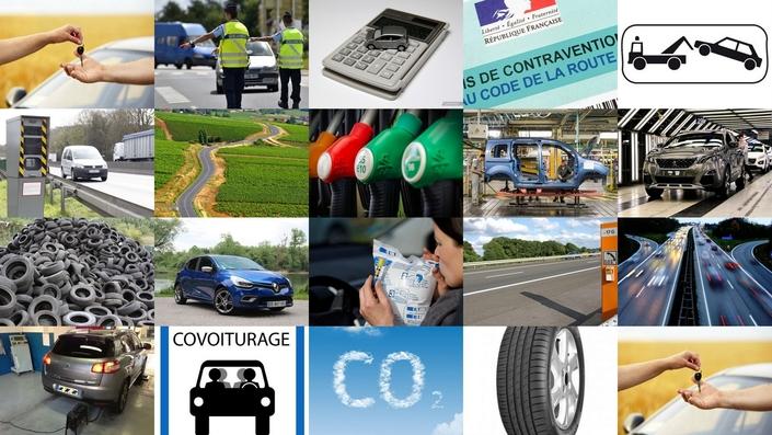 Enquête – 24 heures d'automobile en France: des chiffres fous