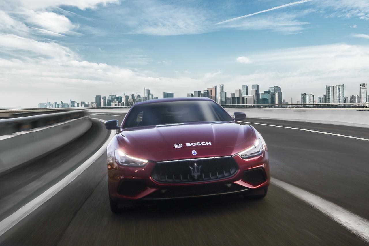 La voiture autonome selon Bosch