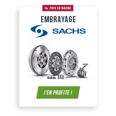 Prix en baisse - Sachs Embrayage