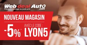 Retrouvez-nous désormais à Lyon !