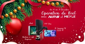 Opération de Noël avec NPS et MEYLE