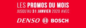 Les promos du mois de Janvier 2020
